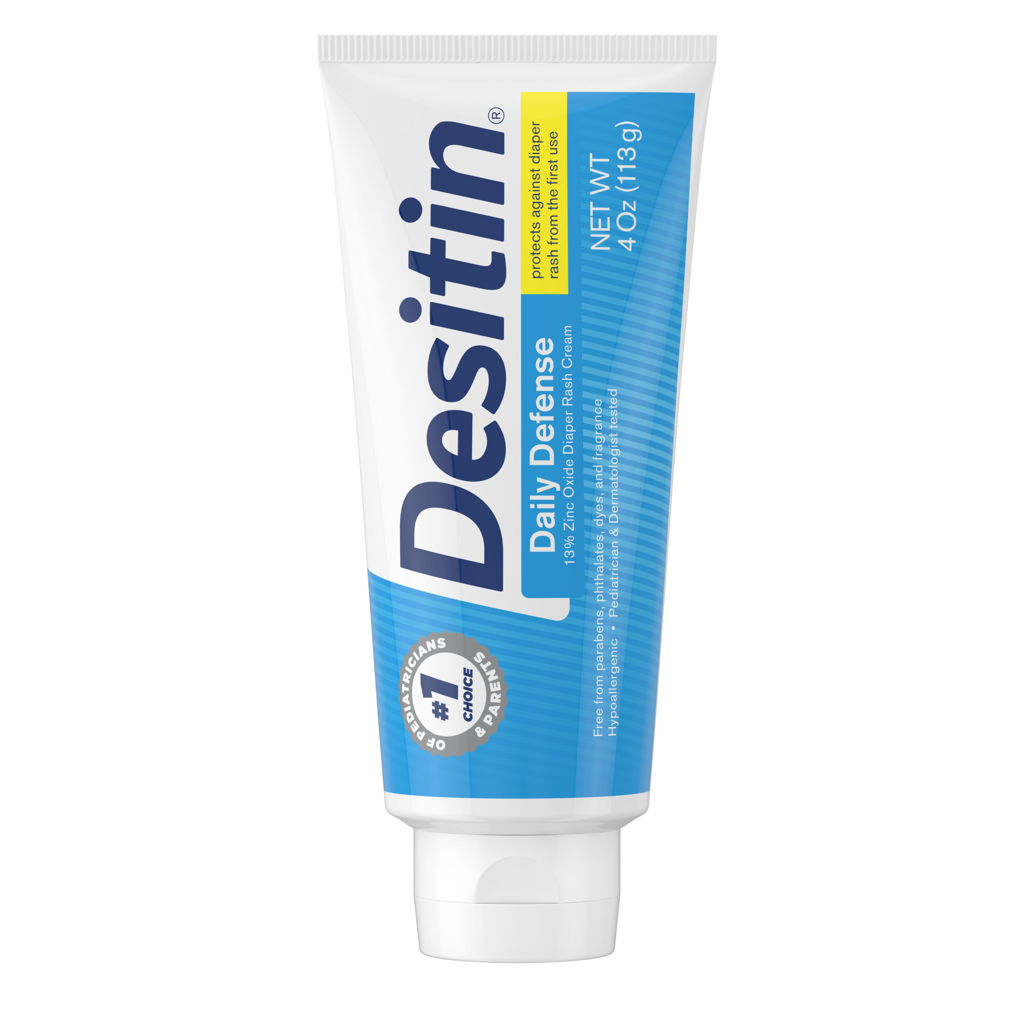 Zinc Oxide Diaper Rash Rapid Relief Cream