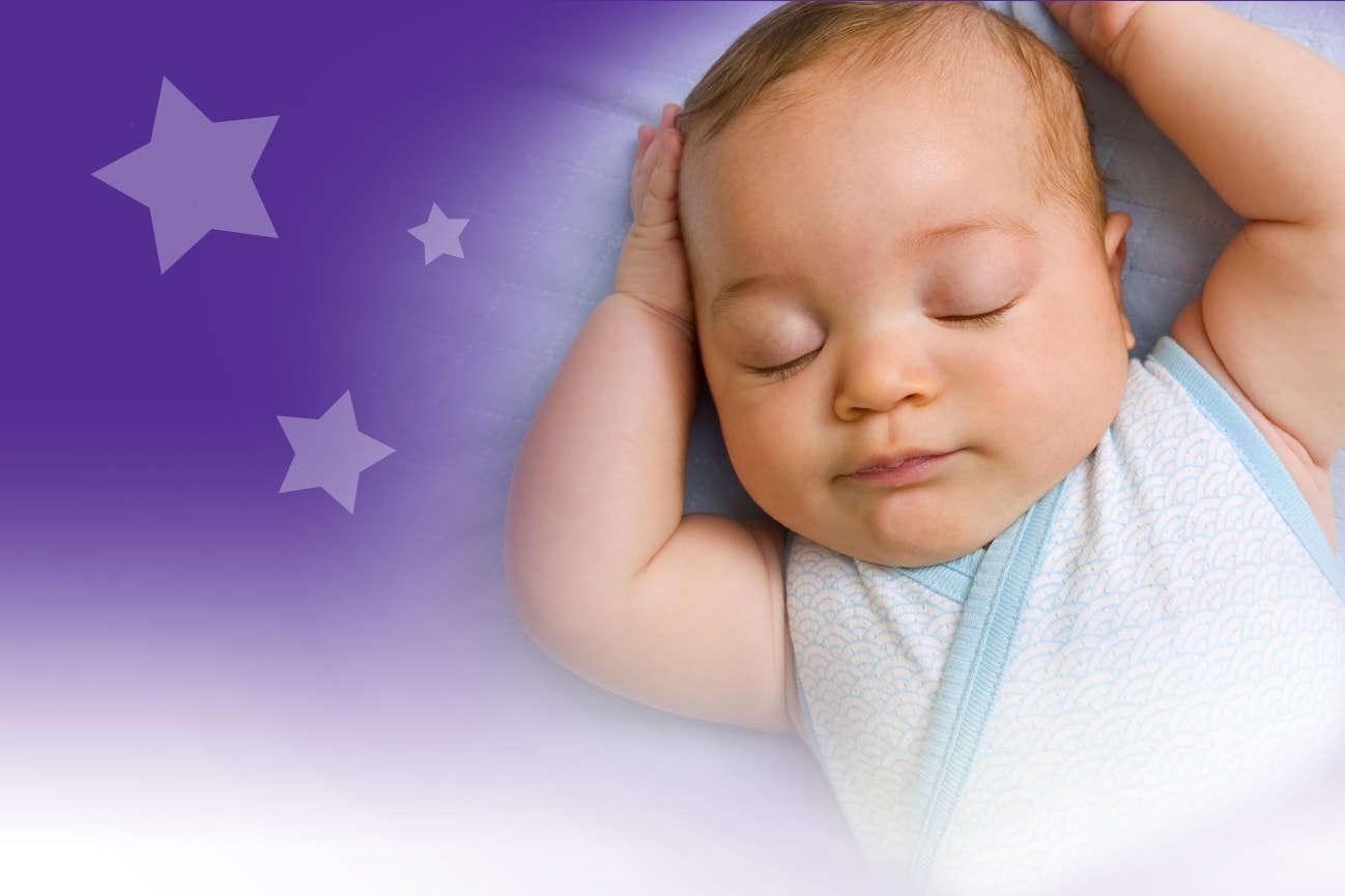Diaper Rash Protection for Baby to Sleep Through the Night