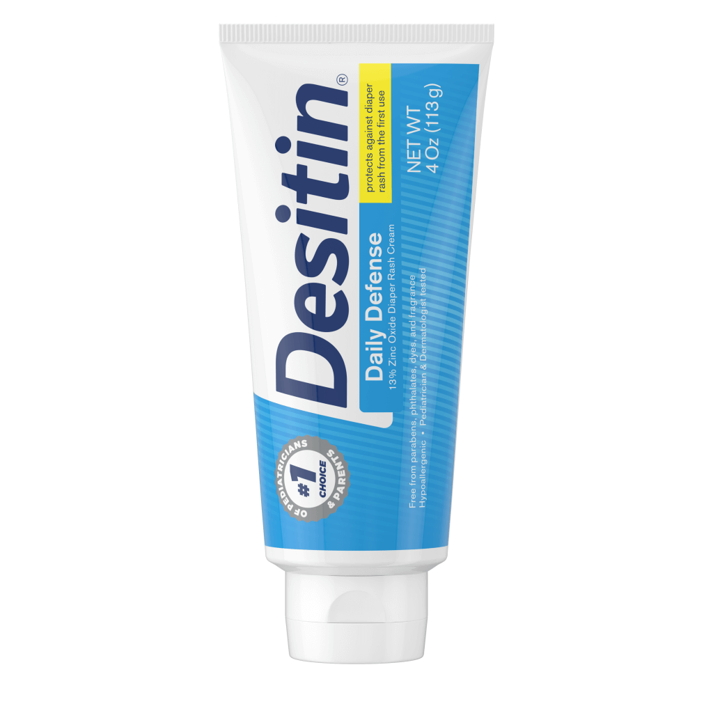 Zinc Oxide Diaper Rash Rapid Relief Cream | DESITIN®