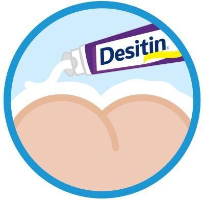 Diapering Tip: When to Apply Desitin