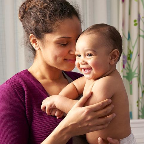 Baby Skin Versus Adult Skin